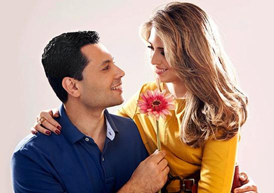 Cristiane and Renato