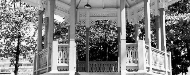 Bandstand in the Garden of Meier