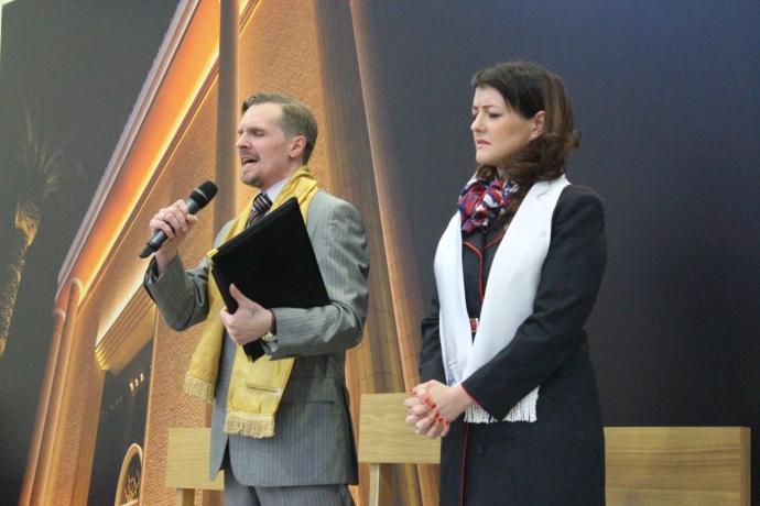 Russian Pastor