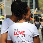 In NYC, the Love Walk took place at the Central Park.