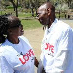 """""""It was a great experience. For the 42 years I have been married, I had never walked in the park with my husband. I got to know things about him, and he about me, because we were open to the questions."""" - Juliette"""