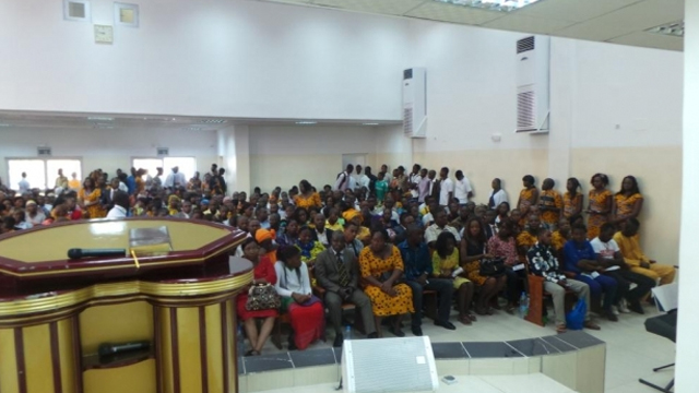 Universal Church in Congo