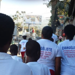 Missionary work in Haiti