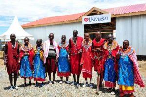 The Maasaitribe