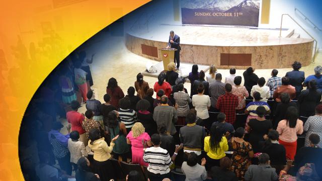 holy assembly