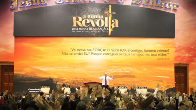 Bishop Macedo in Portugal Nov 2015