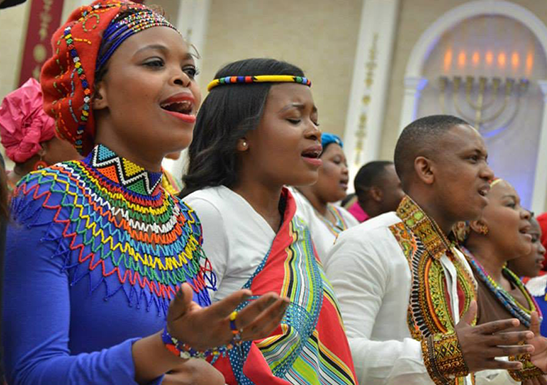 The African Choir from Soweto
