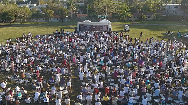 UCAN Tour 2017 - Miami