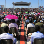 Day of Peace Event in Namibia