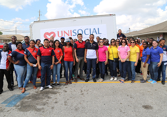 UniSocial | Ost- South Union Houston, Texas