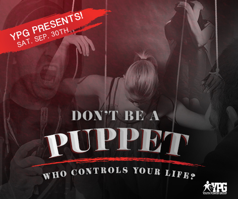 Dont't be a puppet