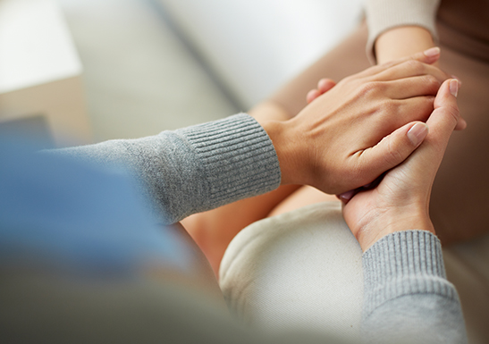 Caring for someone that is ill