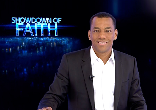 Daily show on BET