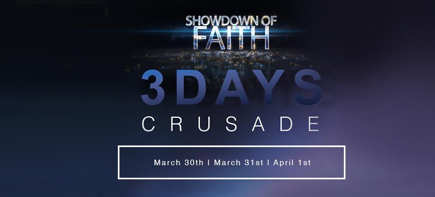 3 Days Crusade