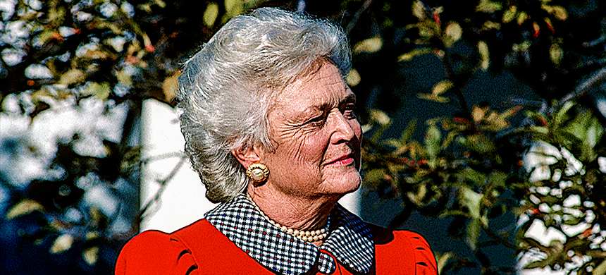 Barbara Bush1 min read