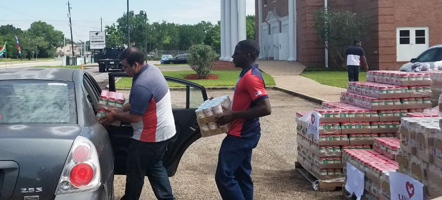 Community Outreach in Texas