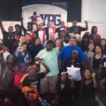YPG Talent Show in Houston, Texas