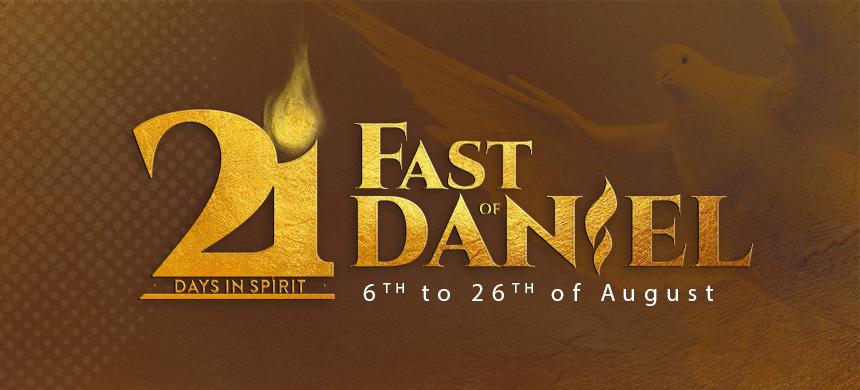 21 Days Fast of Daniel