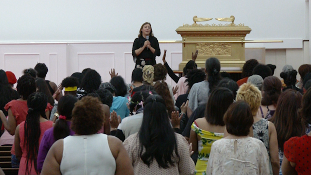 Women's conference August 2018