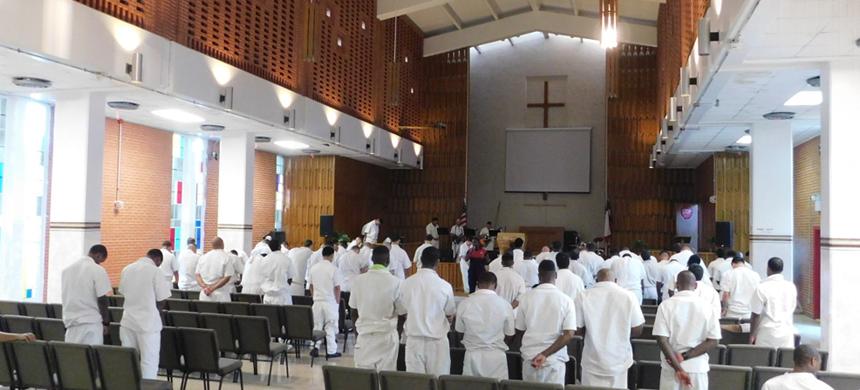 1st Water Baptism – Clemens Unit Trusty Camp