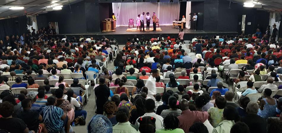 St. Lucia has a Showdown of Faith1 min read