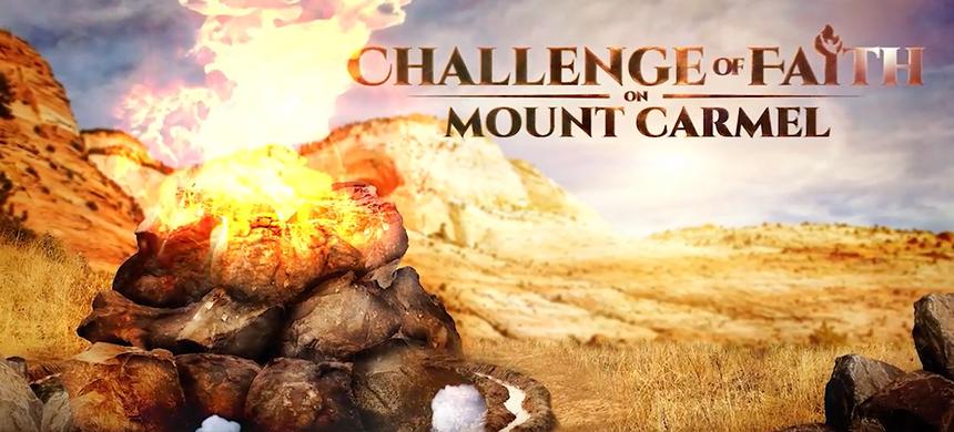 A challenge of faith