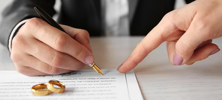 I want a divorce!3 min read