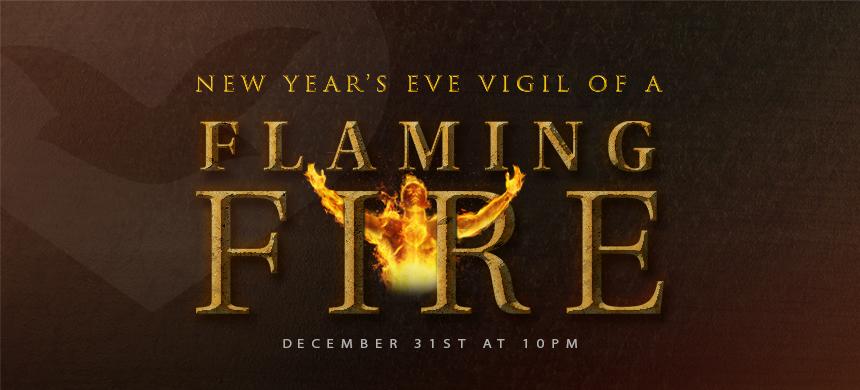New Year's Eve Vigil logo