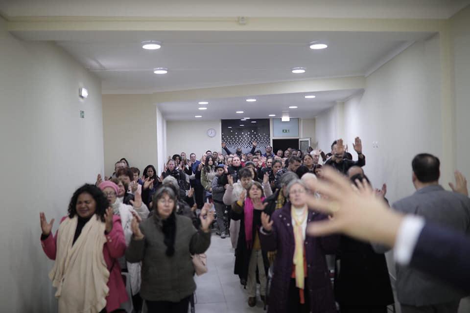 Inauguration in Anadia