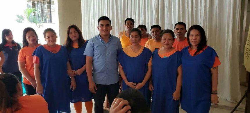 1st UBB water baptism