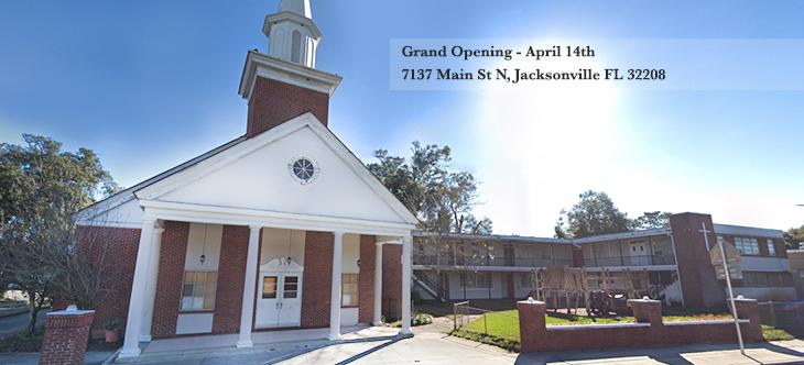 Grand Opening Jacksonville