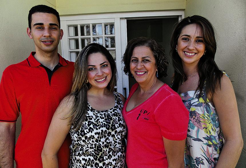 Adelaide Family's