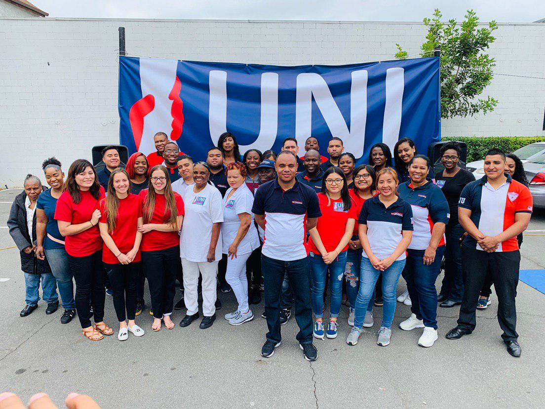 Compton, California UniSocial 2019