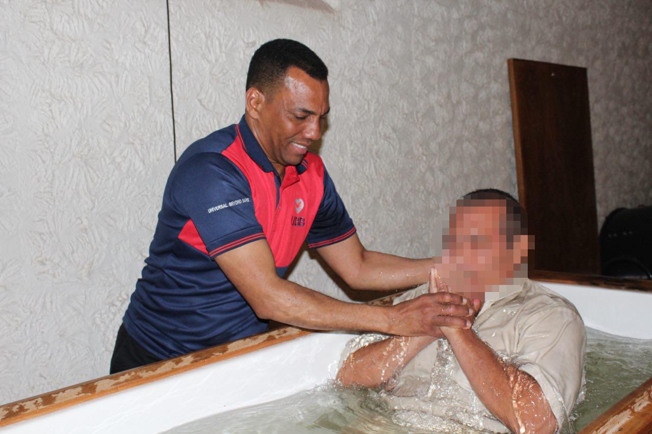 UBB WATER BAPTISM JUNE 2019 - CLEMENS UNIT
