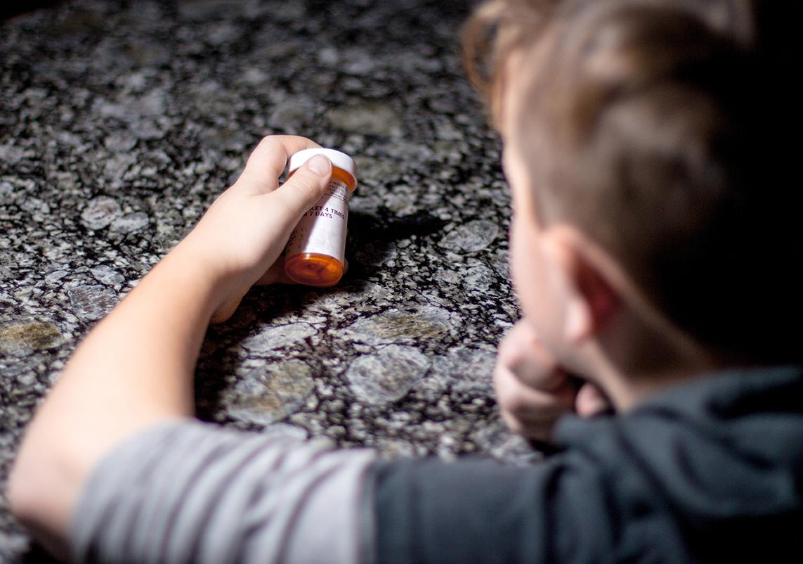 Children choose to overdose