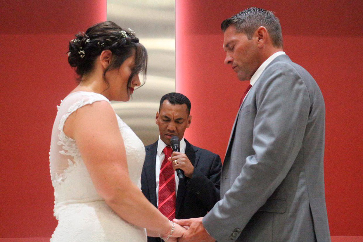 Casey getting married