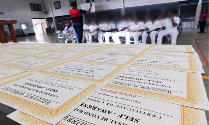Special Graduation Ceremony