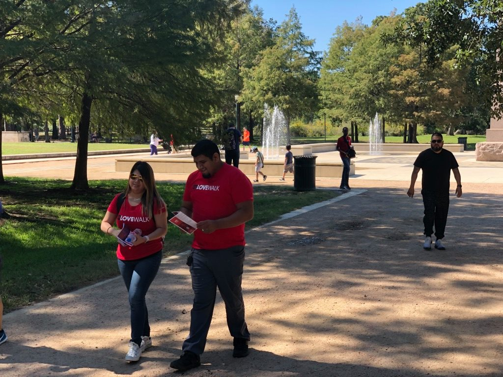The Love Walk 2018 - Houston TX