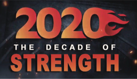 Decade of Strength