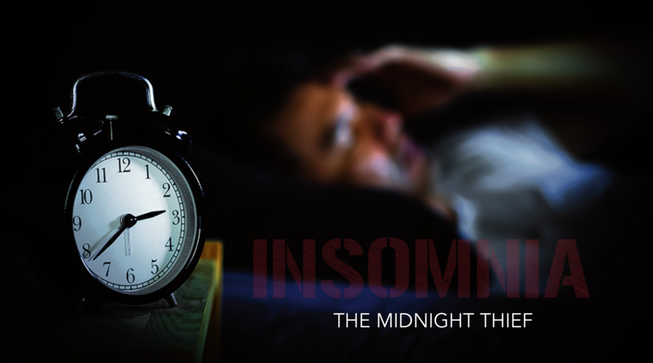 Insomnia problems? We can help! - The Universal Church