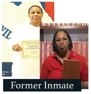 Sheila Ellis' Story –Former inmate
