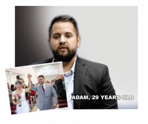 "29-year-old Adam: ""This Time, I Chose God Over the Drinks"""