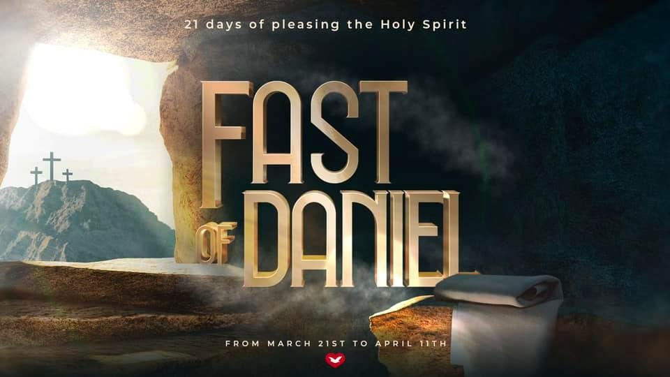 The Fast of Daniel – 21 Days Pleasing the Holy Spirit