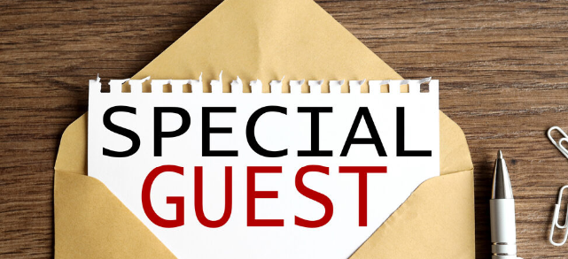 Special Guest1 min read