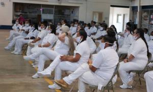 Hobby Unit- Inmates Graduation