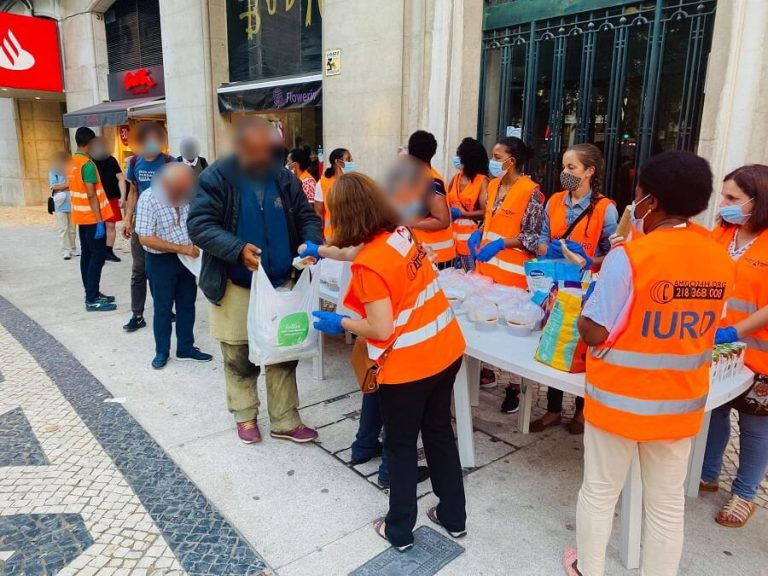 Proyecto Social (Internacional; Ángeles de la Noche- Lisboa, Portugal)