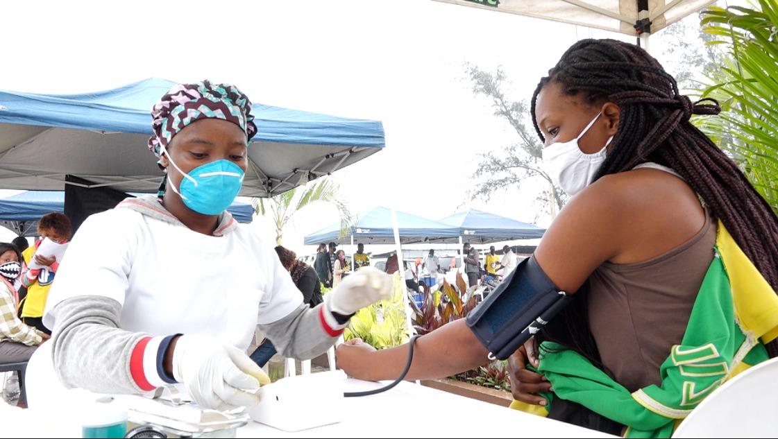 Proyecto Social (Internacional; Donación de Sangre Maputo, Mozambique)