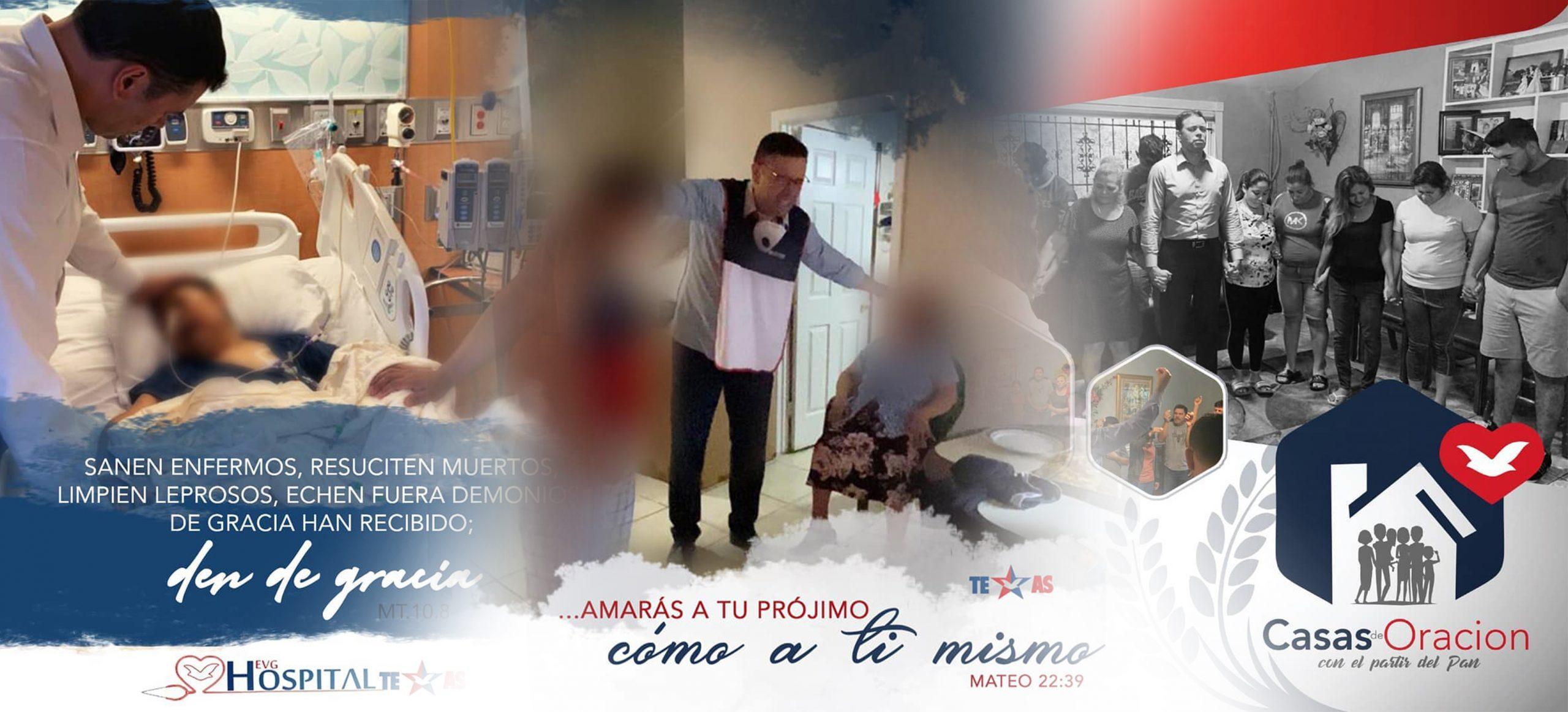 Proyecto Social (Casa de Oración; Texas)