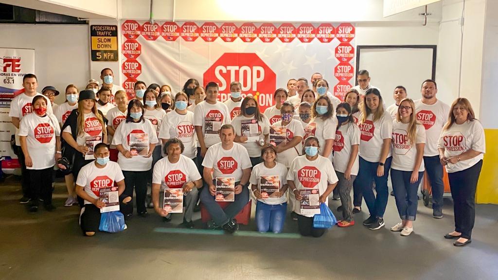 Proyecto Social (EVG; Stop Depression Agosto 2020)