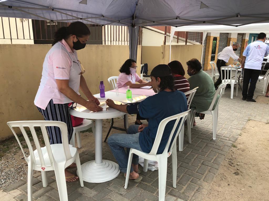 Campaña Social de la Universal en el estado de Tabasco, México